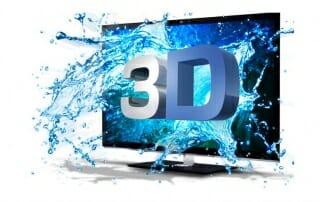 3D ist tot!