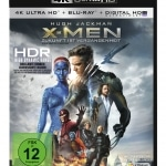 X-MEN: Zukunft ist Vergangenheit 4K Blu-ray deutsches Cover
