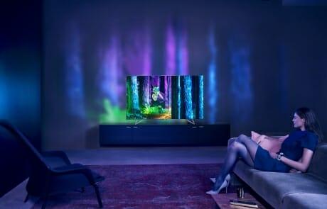 65PUS8901 Ambilux 4K Fernseher