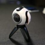 """Samsung 360 Grad Kamera """"Gear VR Video"""""""