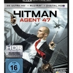 Hitman Agent 47 4K Blu-ray deutsches Cover