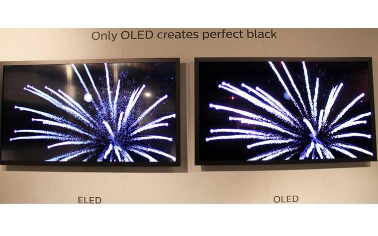 Philips 4K OLED Fernseher für 2016