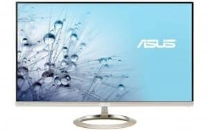 MX27UQ 4K Monitor mit integriertem Sound von Bang & Olufsen