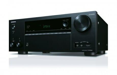TX-NR656 7.2 AV-Receiver mit 8 HDMI-Eingängen und 2 Ausgängen