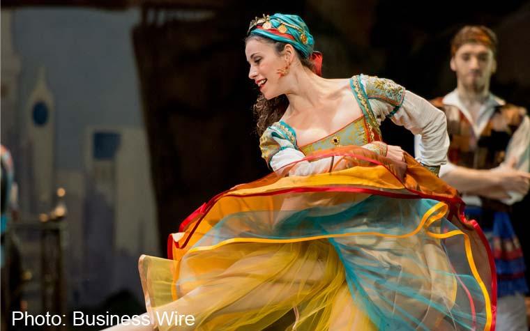 "ARTE überträgt das Ballett ""Le Corsaire"" in Ultra HD"