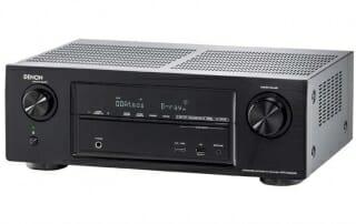 AV-Receiver mit Dolby Atmos unter 500 Euro