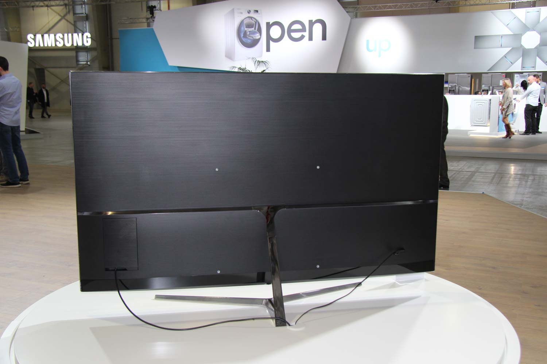 samsung ks8090 flacher suhd fernseher mit hdr ab. Black Bedroom Furniture Sets. Home Design Ideas