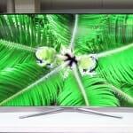 Die KU6509 curved 4K Fernseher bieten bereits in der 6er Serie ein schickes Design