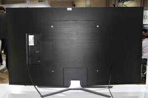 Auch dir Rückseite des KU6509 ist schick designt und so lässt sich die 6er Serie auch frei im Raum platzieren