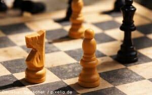 Schach Weltmeisterschaft 2016 in 4K und HDR (Bild: Christian Beuschel / pixelio.de)