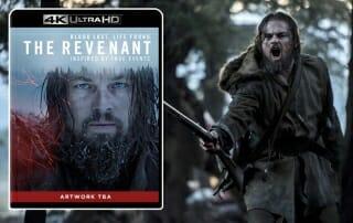 The Revenant - Der Rückkehrer 4K Blu-ray