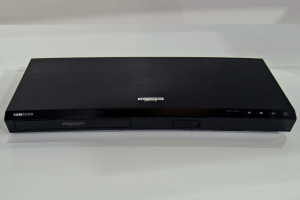 Frontansicht des UBD-K8500 4K Blu-ray Players