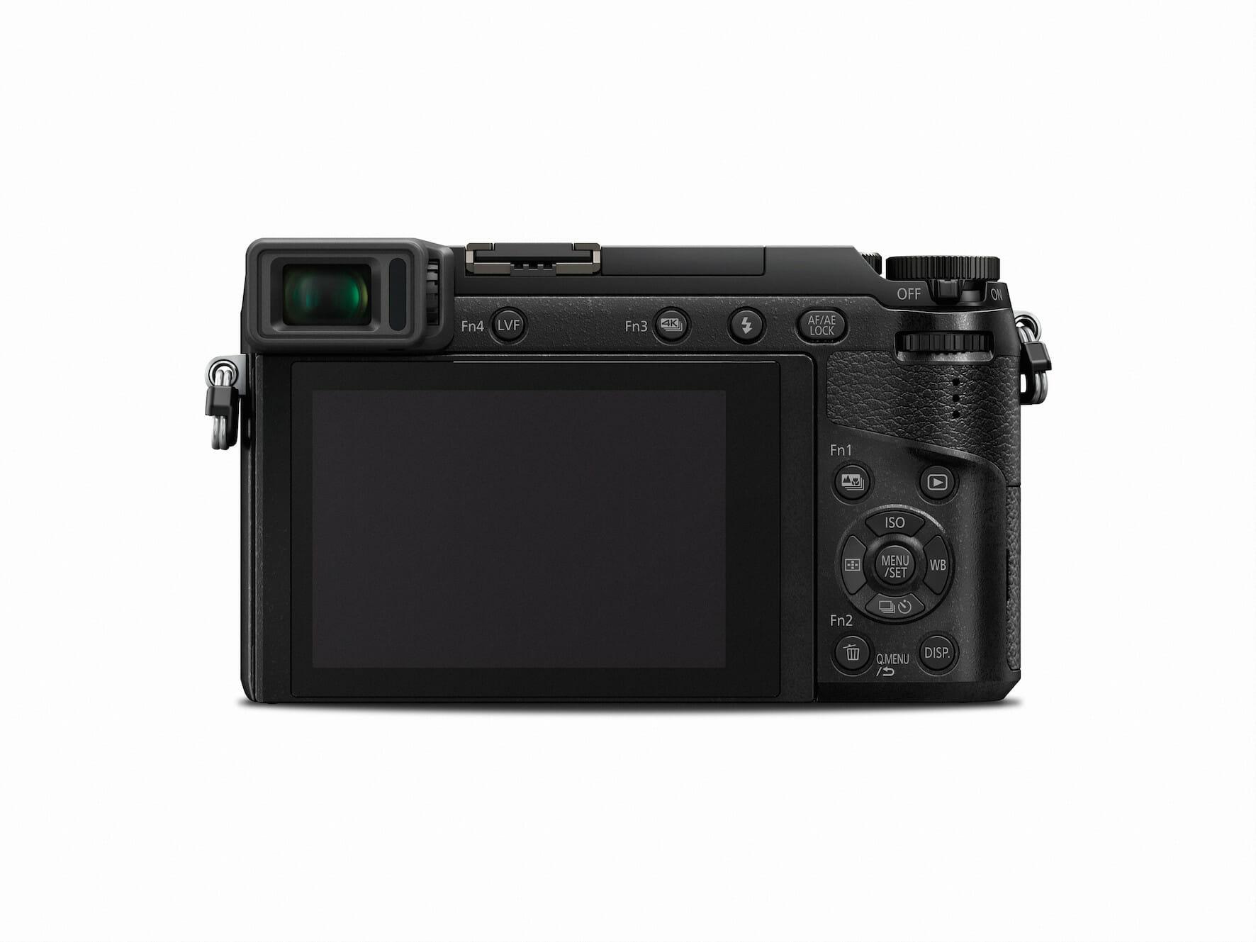 Panasonic Lumix GX80 4K Kamera