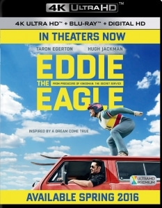 Eddie the Eagle US-Packshot