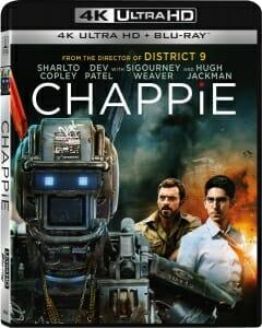 Chappie US Boxshot