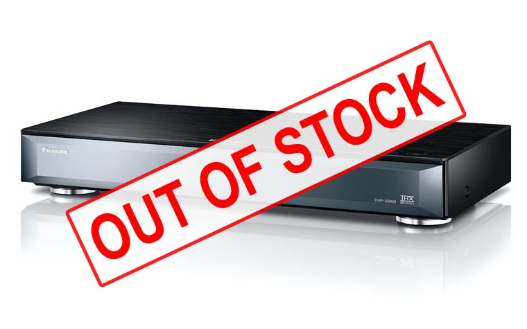 Panasonic DMP-UB900 bis Ende 2016 nicht mehr lieferbar?