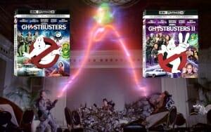 Ghostbuster 1&2 auf 4K Blu-ray mit HDR und Dolby Atmos