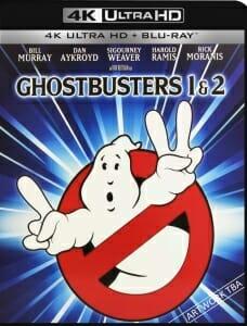 Ghostbusters 1 & 2 US-Packshot
