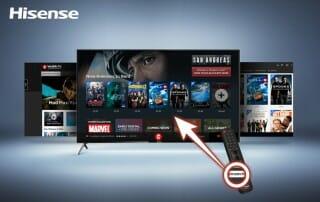 Hisense 4K Fernseher unterstützen VOD-Angebot von Wuaki.tv