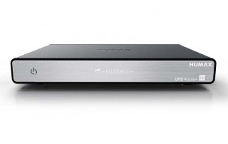 HUMAX UHD 4tune+ 4K Satellitenreceiver