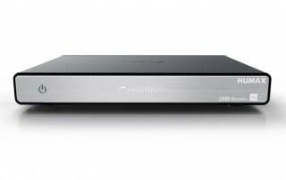 HUMAX UHD 4tune+ 4K Satellitenreceiver