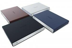 Der Humax UHD 4tune+ sollte eigentlich in vier Farben erscheinen. Bisher ist nur schwarz lieferbar