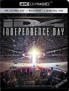 Independence Day Extended Cut US-Packshot