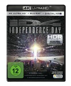 Independence Day Extended Cut auf 4K Blu-ray erscheint am 09. Juni 2016