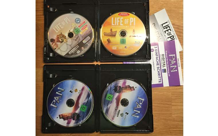 Inhalt der 4K Ultra HD Blu-rays