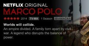 Titel mit Dolby Vision werden von Netflix gekennzeichnet
