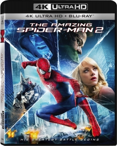 The Amazing Spider-Man 2 US-Packshot
