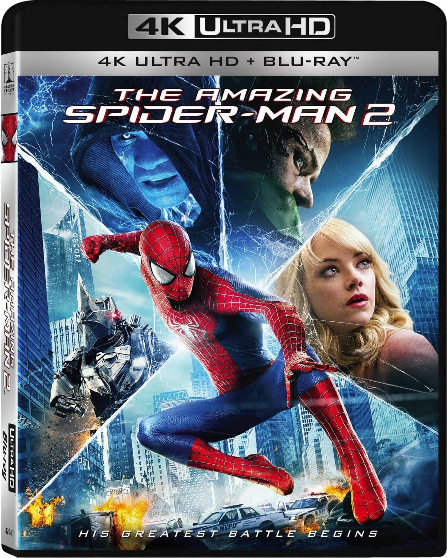 The Amazing Spider-Man 2 US-Packshot