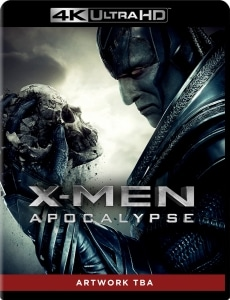 X-Men Apocalypse US-Packshot