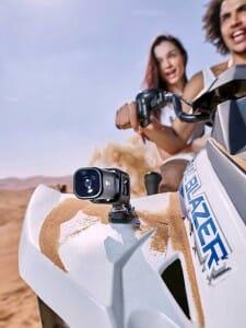 LG 4K Action Cam LTE
