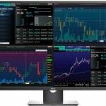 Dell P4317Q - Perfekt für Office & Multi-Client Anwendungen