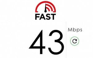 Fast.com by Netflix