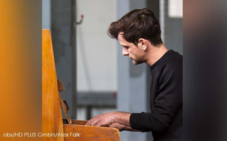 4K Konzert auf UHD1 von Josef Salvat