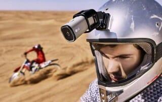 LG Cam LTE 4K Actioncam