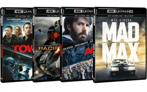 Amazon.fr listet neue 4K Blu-rays unter anderem Mad Max I, Ghostbusters I und Ghostbusters II