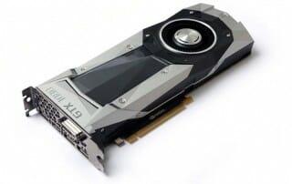 Nvidia GeForce GTX 1080 4K Grafikkarte