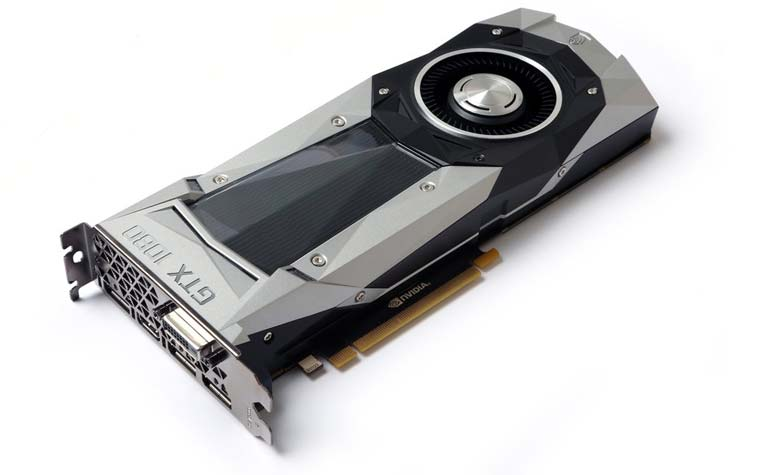 Nvidia GeForce GTX 1080 4K Grafikkarte