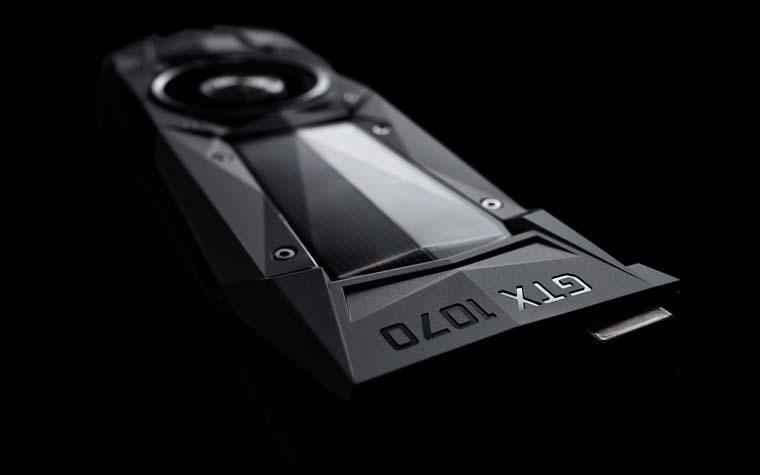 Nvidia GTX 1070 4K Grafikkarte