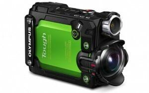 Olympus TG-Tracker Tough! 4K ActionKamera