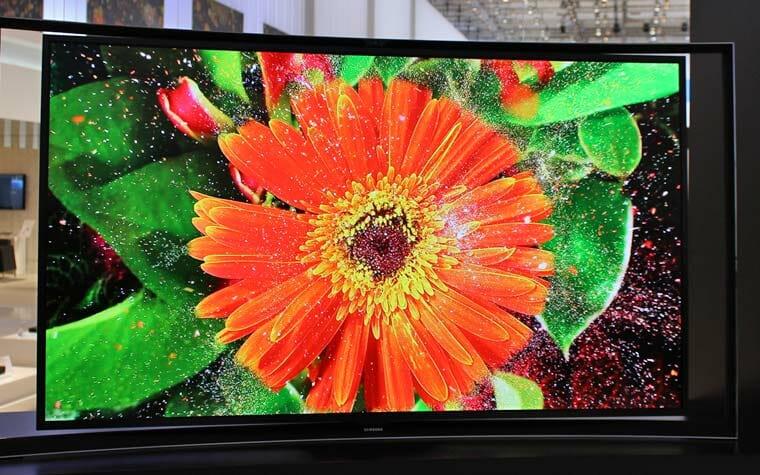 Samsung OLED Fernseher S9C