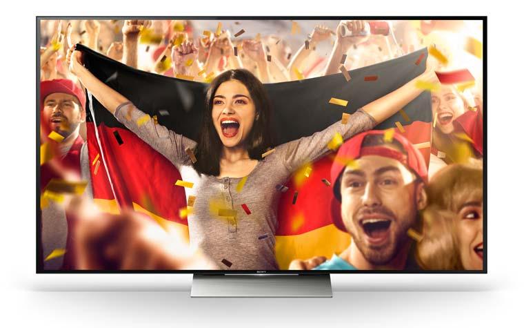 Sony 4K HDR TV Gutschein Aktion