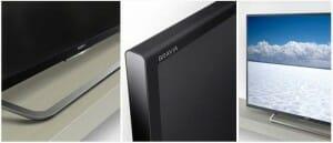 X750D Modell mit 65 Zoll, Direct-LED und 120Hz Panel
