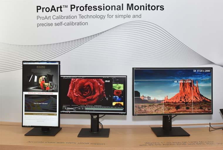 Asus ProArt 5K Monitor