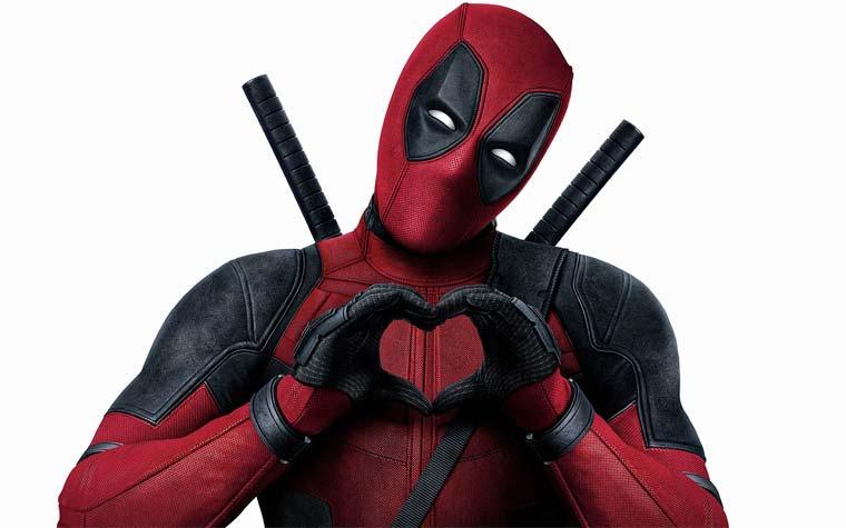 Deadpools 4K Blu-ray schnappt sich Platz 7 der Blu-ray Charts