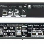 DMP-UB90 Rückseite im Vergleich zum DMP-UB900