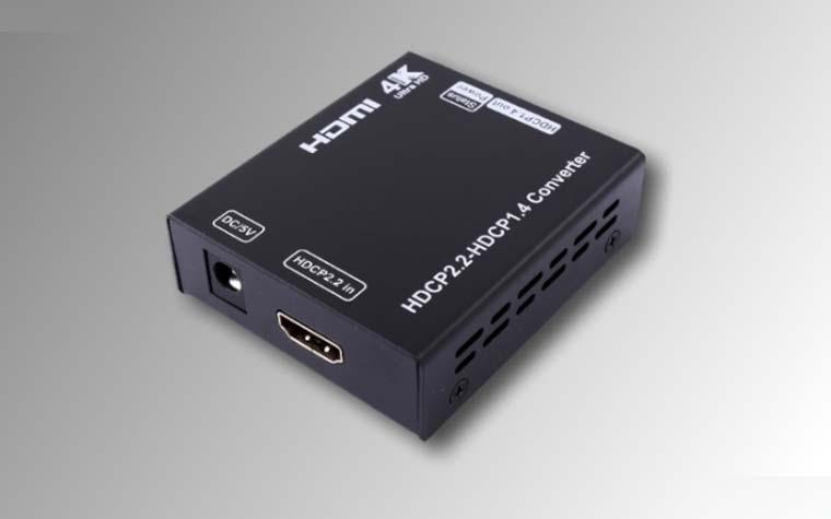 HDCP 2.2 zu HDCP 1.4 Converter von Smart AV Link